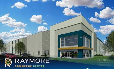 Raymore Commerce Center - 1100 South Dean Avenue: Bldg. 1 - Raymore