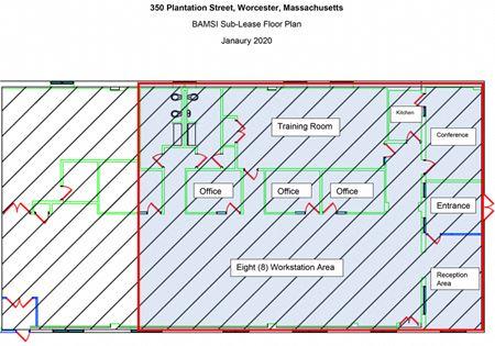 350 Plantation Street - Worcester