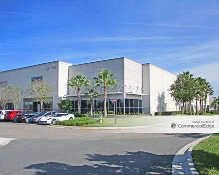 Lee Vista Business Center - Building D - Orlando