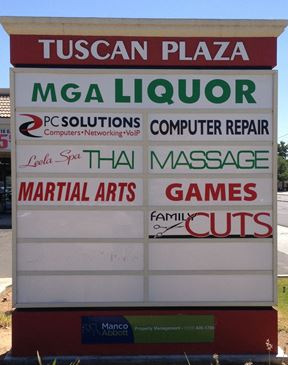 Tuscan Plaza - Fresno