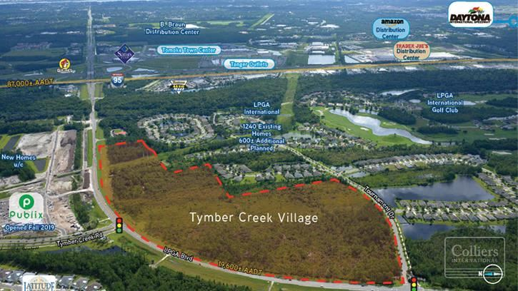 Tymber Creek Village
