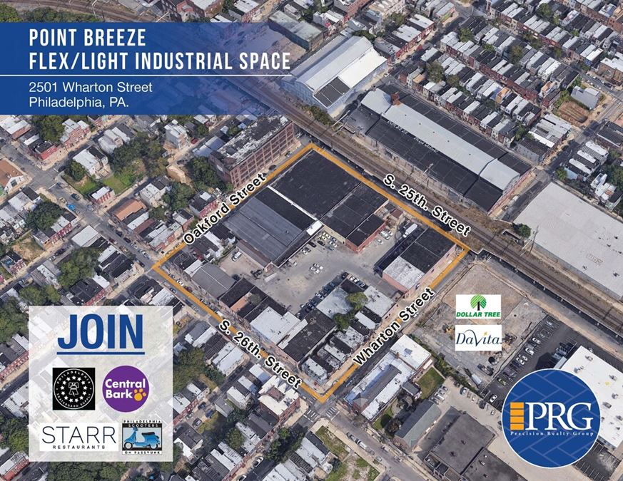 South Philly Flex/Light Industrial Space