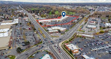 Retail Space For Lease | 8th Busiest Intersection in Boise, ID - Garden City