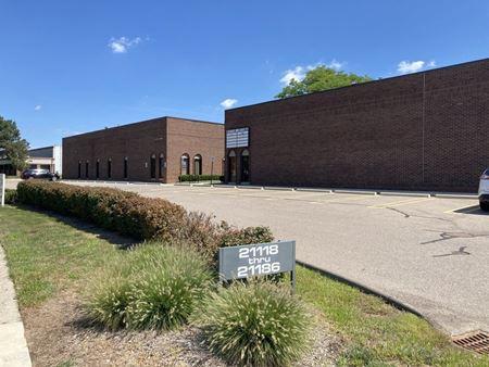 Bridge Commerce Center I - Southfield
