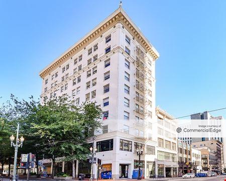 Pioneer Park Building - Portland