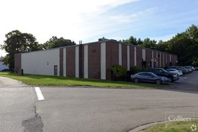Free-Standing Flex/Warehouse/Lab Building for Lease in Braintree