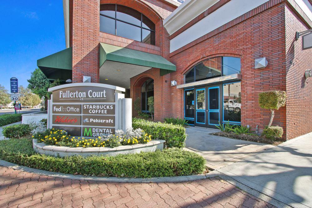 Fullerton Court