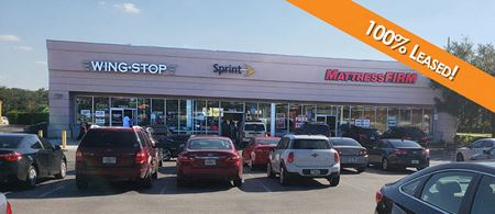 Colonial West Retail Center - Orlando