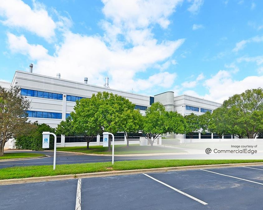 Research Triangle Park - Ellis Research Center