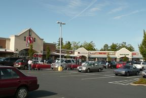 Burien Plaza Shopping Center