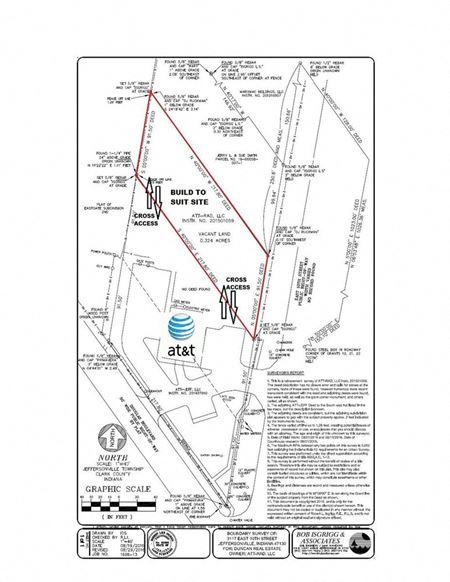 Site On 10th Street In Jeffersonville-Sale - Jeffersonville