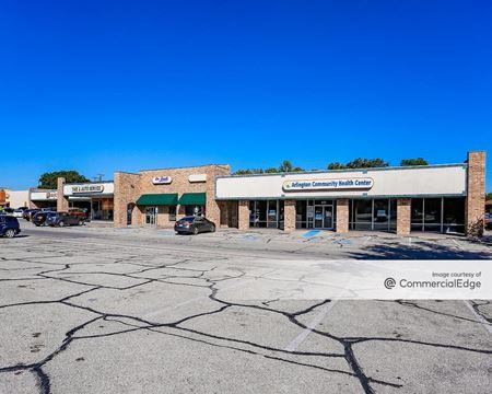 Town North Shopping Center - Arlington