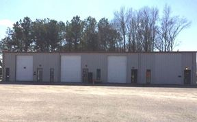 Warehouse / Flex Space Located on I-95 - Fayetteville