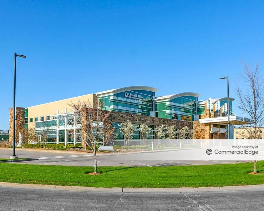 Lakeland Health Park - Marie Yeager Cancer Center