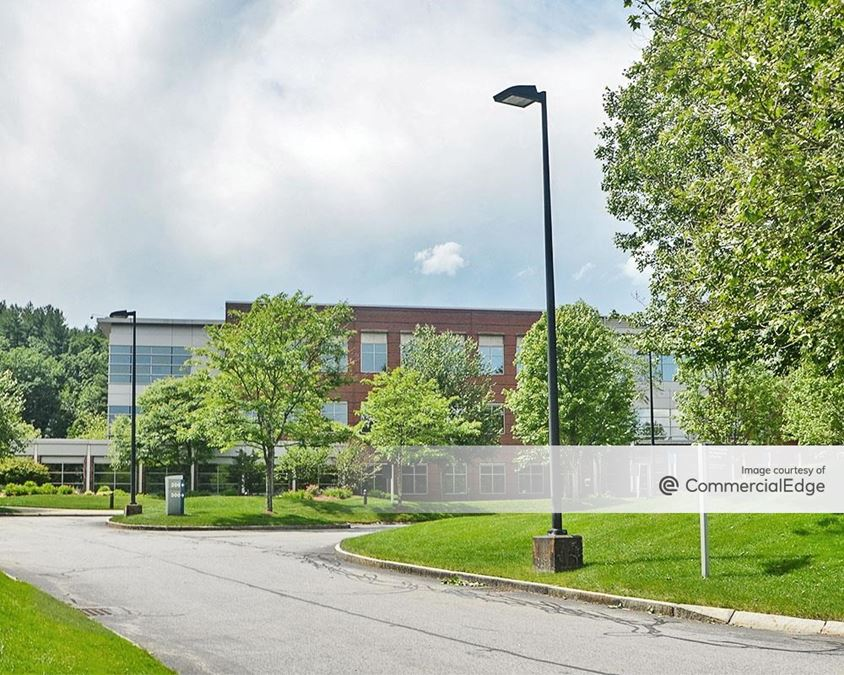 Cisco Boxborough - Building 300