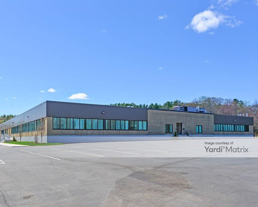 Waltham Research Park - 360 2nd Avenue