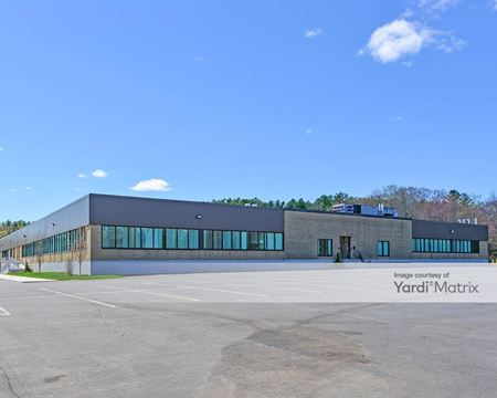 Waltham Research Park - 360 2nd Avenue - Waltham
