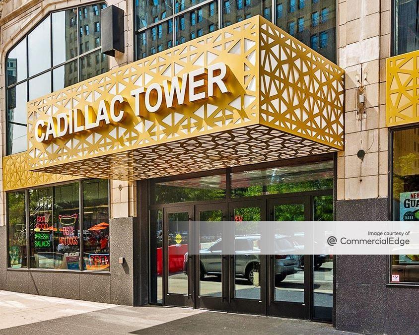 Cadillac Tower