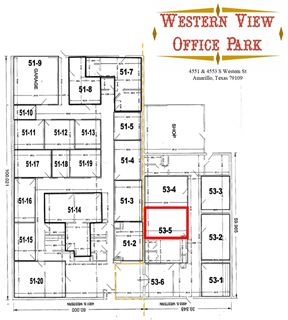 Western View Office Park 4551 - 4557 S Western