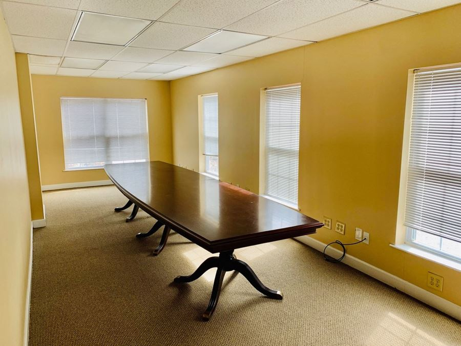 Downtown Richmond Office For Lease