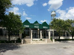 Old Mill - San Marcos