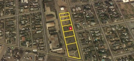 Lot D NWC of F Street and Firebaugh - Exeter