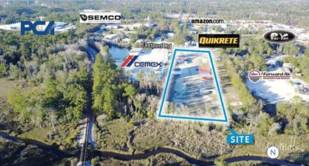 Eastport Truck Terminal/Storage |  826 Eastport Rd - Jacksonville