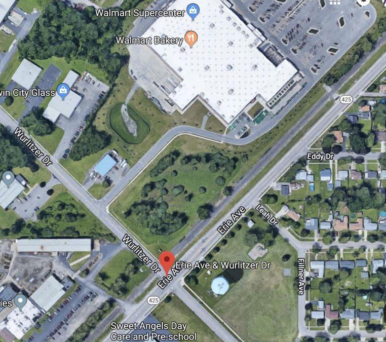 Erie Avenue & Wurlitzer Drive