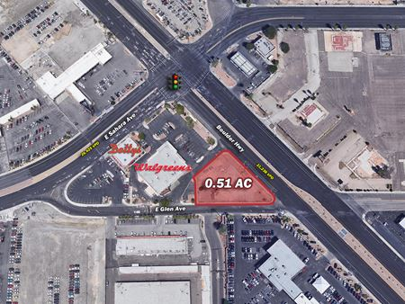 Excess Walgreens Parcel - Las Vegas, NV - Las Vegas