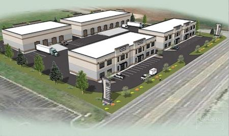 Industrial for Lease   7695 South 5th Avenue - Pocatello