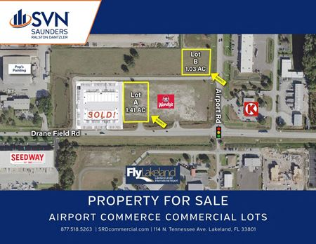 Airport Commerce Commercial Lots - Lakeland