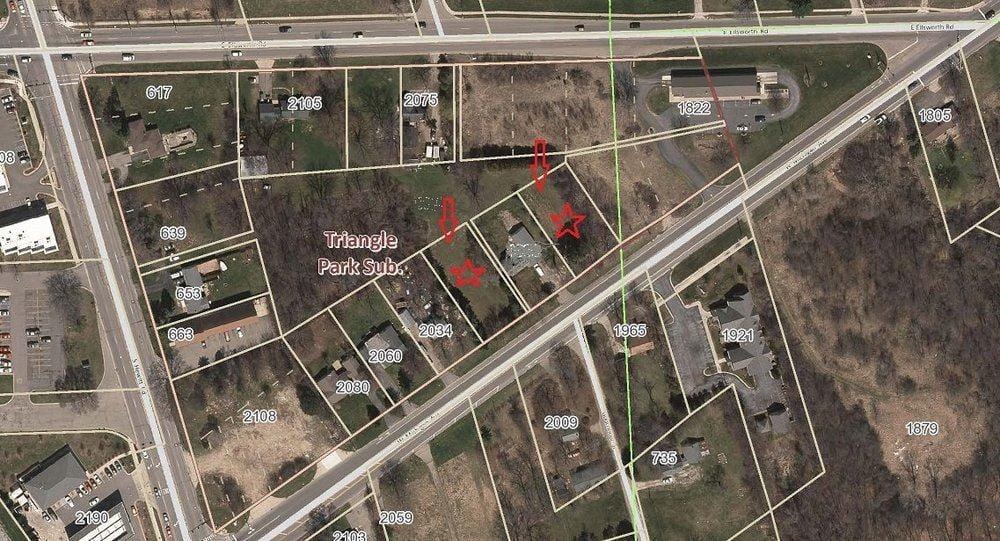 Michigan Ave - Vacant Lots for Sale Ypsilanti