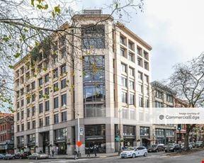 Olympic Block Building & Lippy Building