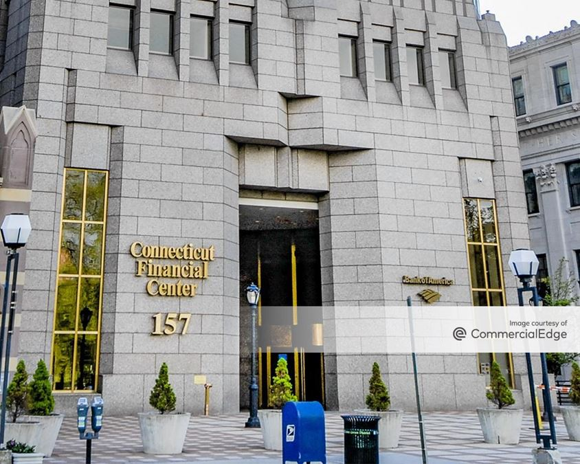 The Connecticut Financial Center