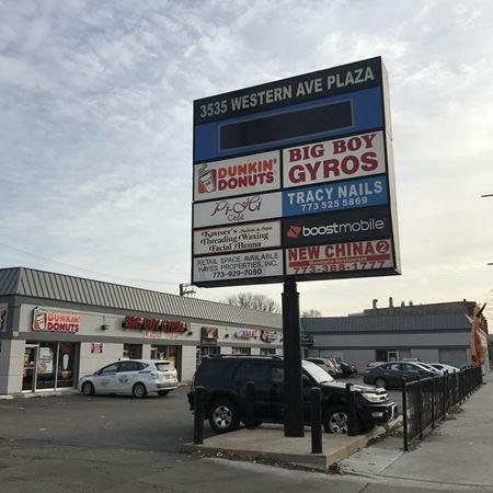 3531 N Western St - Chicago