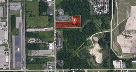 For Sale > Vacant Land - 11.48 Acres - Brownstown Charter Twp