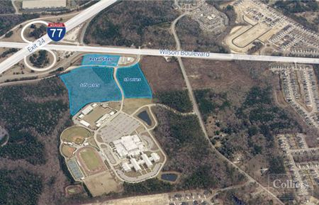 Retail, Office and Industrial Sites for Sale - Blythewood