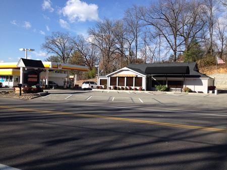 Former Los Amigos Restaurant - Roanoke