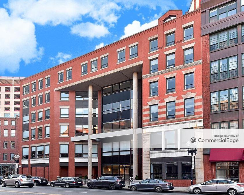 100 North Washington Street