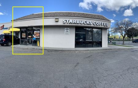 Retail Space for Lease - San Jose