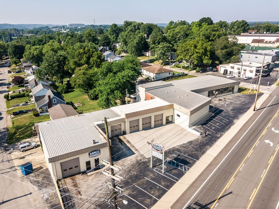 Recently Improved Frankfort Retail Opportunity