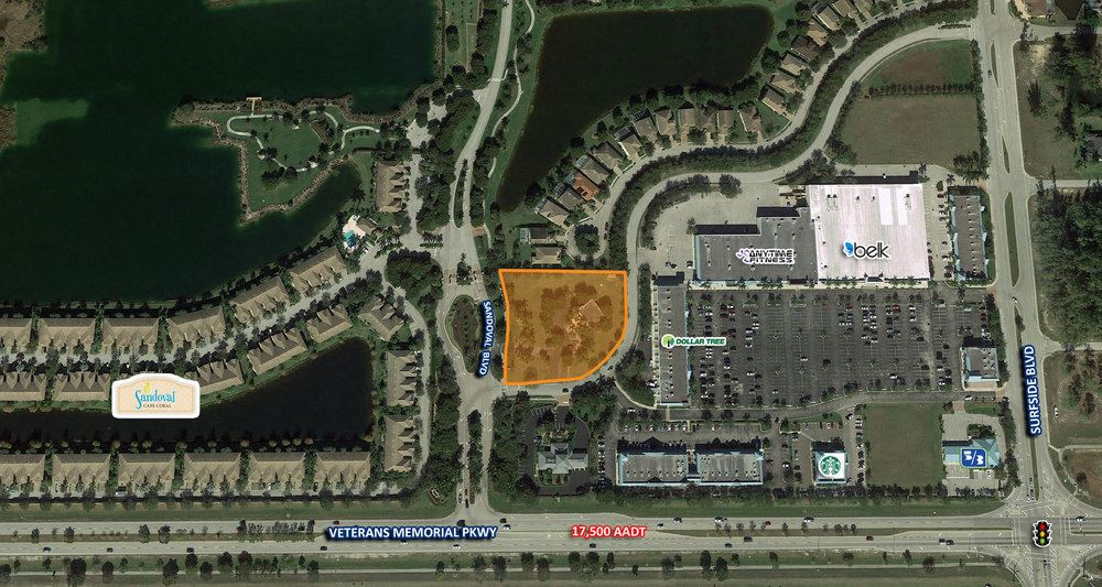 Cape Coral Freestanding Office