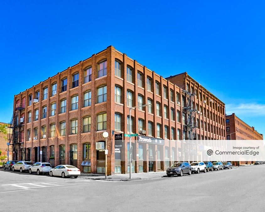 535 & 543 Albany Street