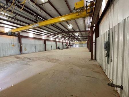 Crane Served Shop w/ Welding Stations & Hydro-Testing - Midland