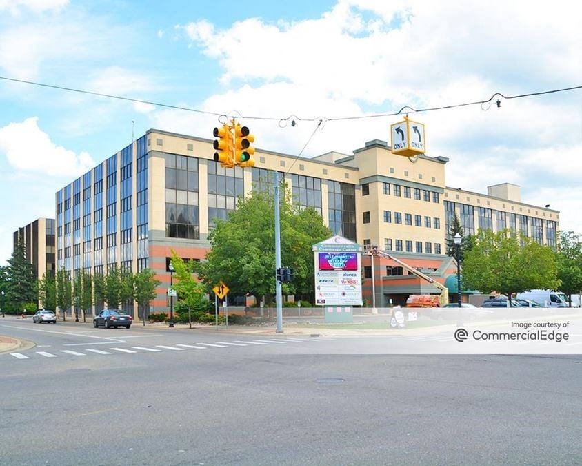 Commonwealth Commerce Center