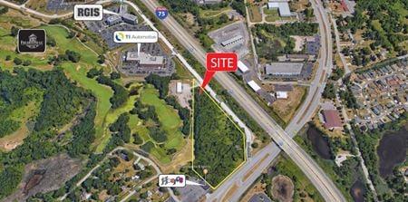7.59 Acres Lapeer Road & I-75 - Auburn Hills