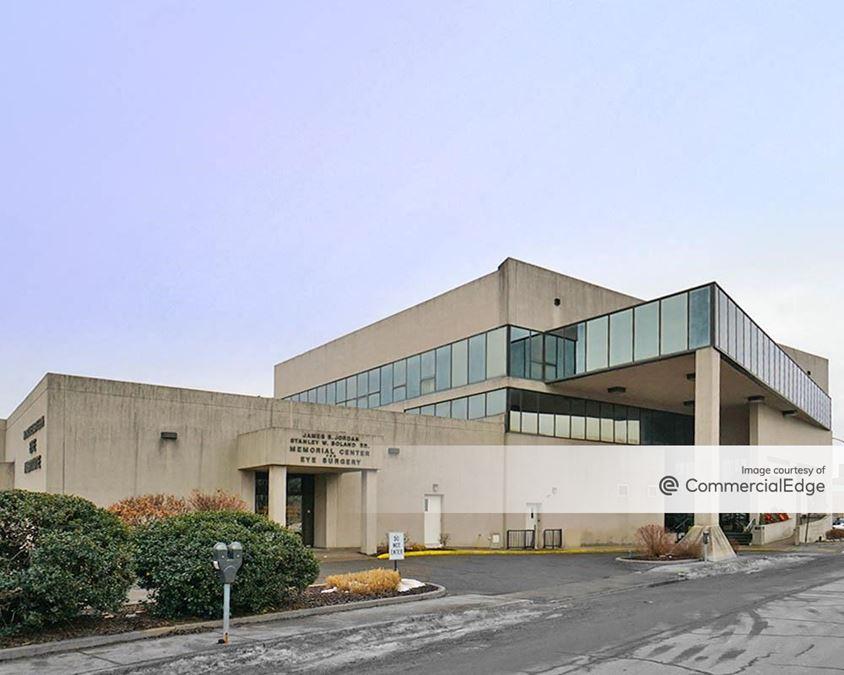 Northeastern Eye Institute Headquarters