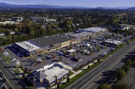 College Square Shopping Center - Gresham