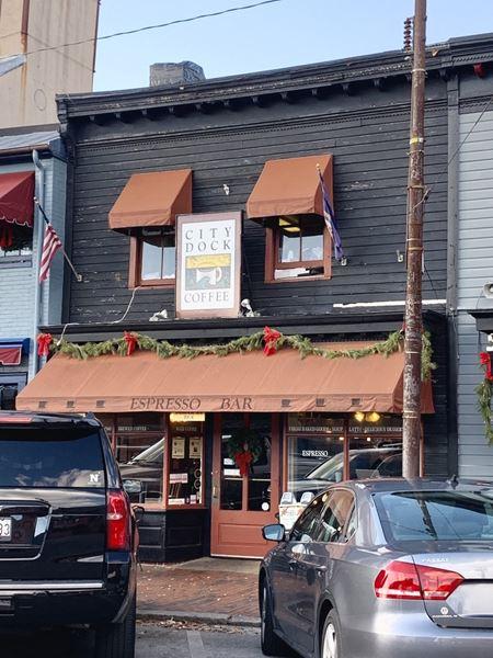 City Dock Coffee - Annapolis