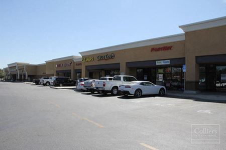 Retail Space -Albertson's Shopping Center - Bakersfield